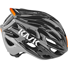 Kask Mojito X Helmet black/orange